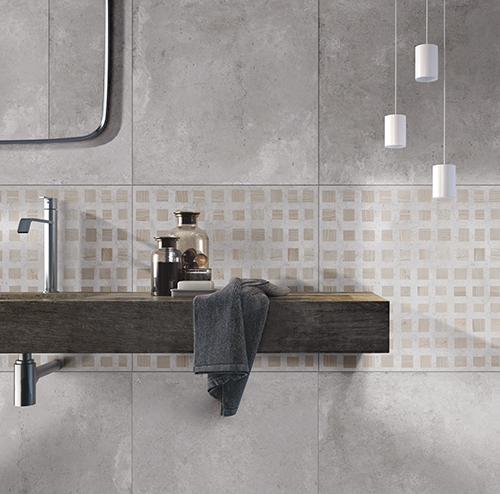 Decorative Porcelain Tile |Opus |Civil