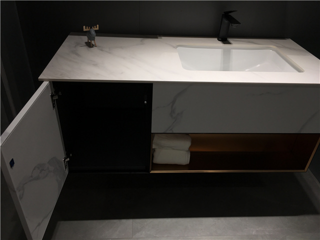 Sink Vanity Unit White | D-6018
