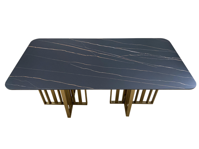 Sintered Stone Dining Table|Procesa|New Arrival Sintered Stone Furniture | A607B