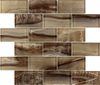 Laminate Stone Glass Mosaic Tiles |Musivo|Siena