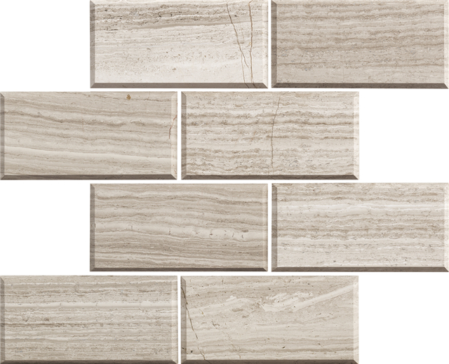 Natural Stone Mosaic Tiles |Musivo|Brick